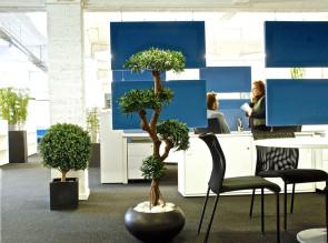 Ambiance plantes artificielles décoratives