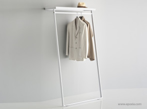 Porte-cintres Arnage blanc