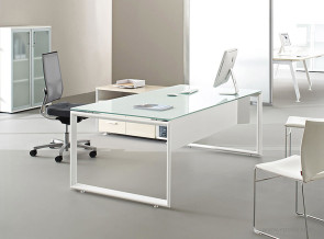 Bureau collection Atao verre