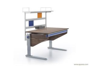 Accessoire Flexdeck pour bureau enfant Moll