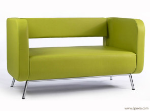 Canapé pour accueil et salle d'attente Kapsul
