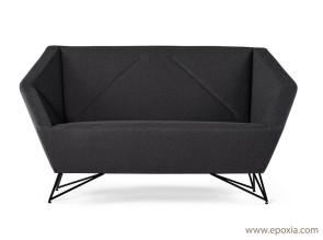 Canapé design 3angle