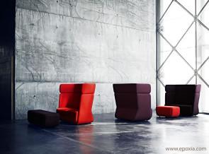 Canapés et fauteuils Basket