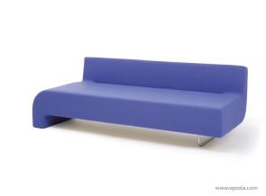 Canapé violet Hitch Mylius 30