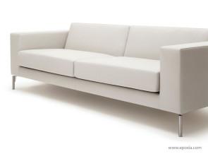 Canapé d'accueil Hitch Mylius cuir