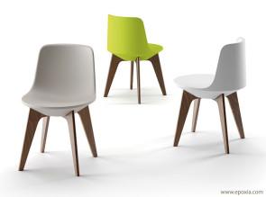 Chaises design Planet