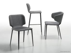 Chaise, fauteuil et tabouret Wrap