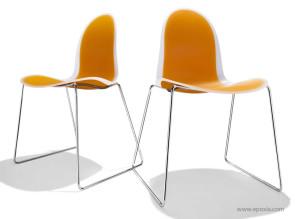Chaises collectivité collection 3x2