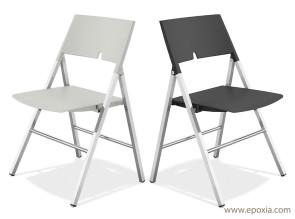 Chaise pliante Axa confortable