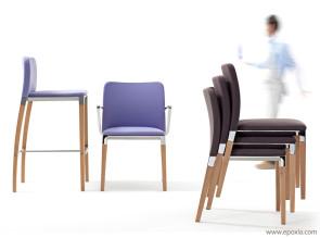 Collection de chaises Zenith