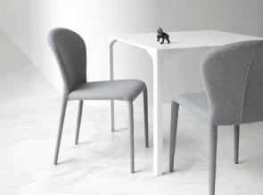 Collection de chaises de réunion Soffio