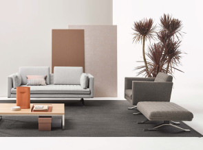 Collection Kylian d'inspiration Mies van der Rohe