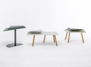 Collection de tables basses Nivo par Casala