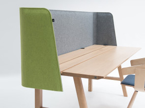Ecran de séparation Buzziwrap Desk Full