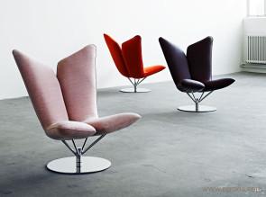 Fauteuils design Angel par Softline