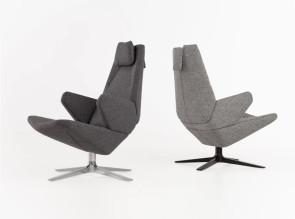 Nouveau fauteuil Trifidae par Prostoria, confort et design