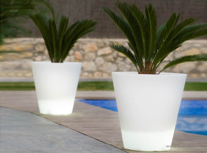 Grand pot lumineux Cono Llum