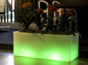Jardinière lumineuse Jardinera Llum