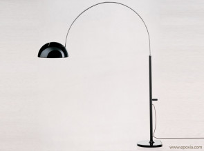 Lampadaire design Coupe'