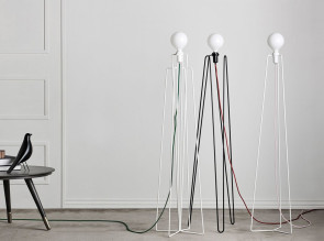 Lampadaires minimalistes Model du studio de designers croates Grupa