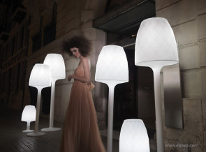"Collection de lampes design ""Vases""  Vondom"