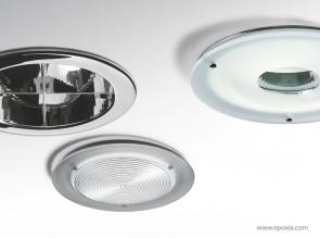Système Luceri lampes encastrables