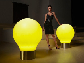Luminaire outdoor Second Light par Vondom
