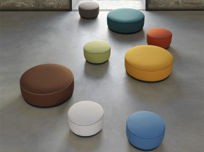 Collections de poufs Agora