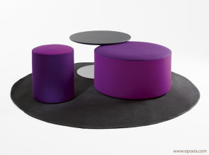 Collection pouf Kroff