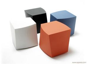 Poufs Boom design
