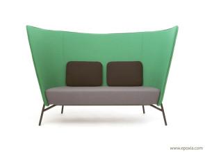 Canapé design Aura