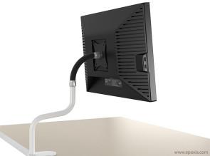 Support écran flexible Steflex réglable en hauteur