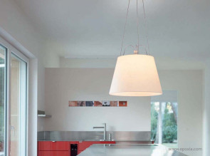 Suspension Tolomeo papier parchemin