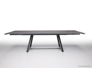 Table extensible plateau céramique Alfred