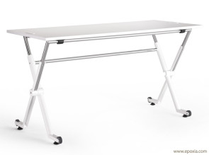 Table Folio design Blanche