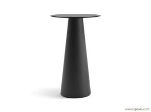 Table mange-debout Fura, usage extérieur ou intérieur