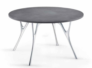 Table ronde béton Pegaso