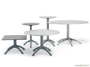 Tables de collectivité collection K