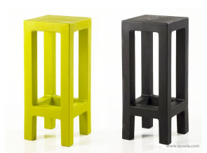Tabourets de bar outdoor Jut